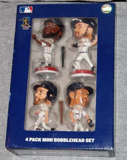 Boston Red Sox 2013 World Series Champions Bobble Head Set Trophy FREESHIP