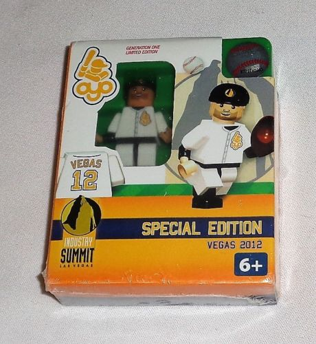 RARE MLB 2012 Las Vegas License Show 1st Ever OYO Sports Action Figure Gen 1