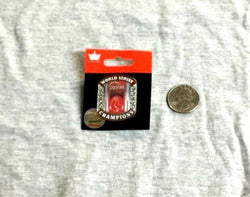 2018 World Series Champions Boston Red Sox Pin Ring Style FREESHIP Fenway Park