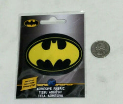 DC Comics Batman Adhesive Fabric Jersey Jacket Patch Peel & Stick FREESHIP