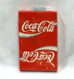 1989 New Vintage Coca-Cola Playing Cards Deck Bridge Standard Bar FREESHIP