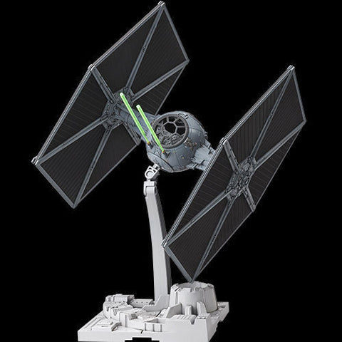 NEW Bandai Star Wars ESB Tie Fighter Plastic Model Kit Box Set 1/72 Scale FREESP