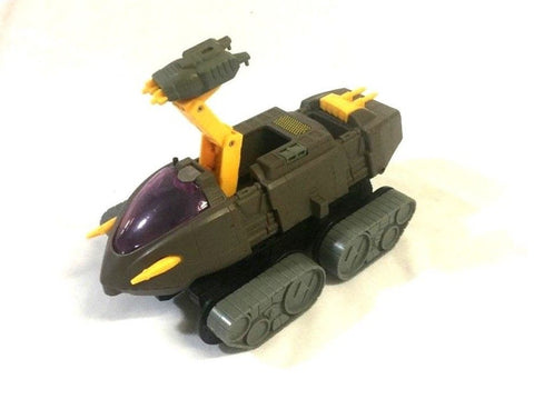 1986 Coleco Starcom Shadow Raider Vehicle Working Complete with Tracks FREESHIP
