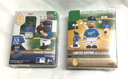 OYO Sports Figure Generation 2 Series 1 Kasas City Royals Wade Davis FREESHIP