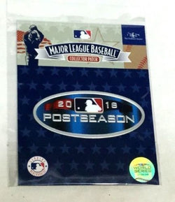 2018 Postseason Patch ALCS Championship Series Boston Red Sox Houston Astros