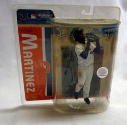 McFarlane Sports Series 19 New York Mets Pedro Martinez Figure MOC Sealed