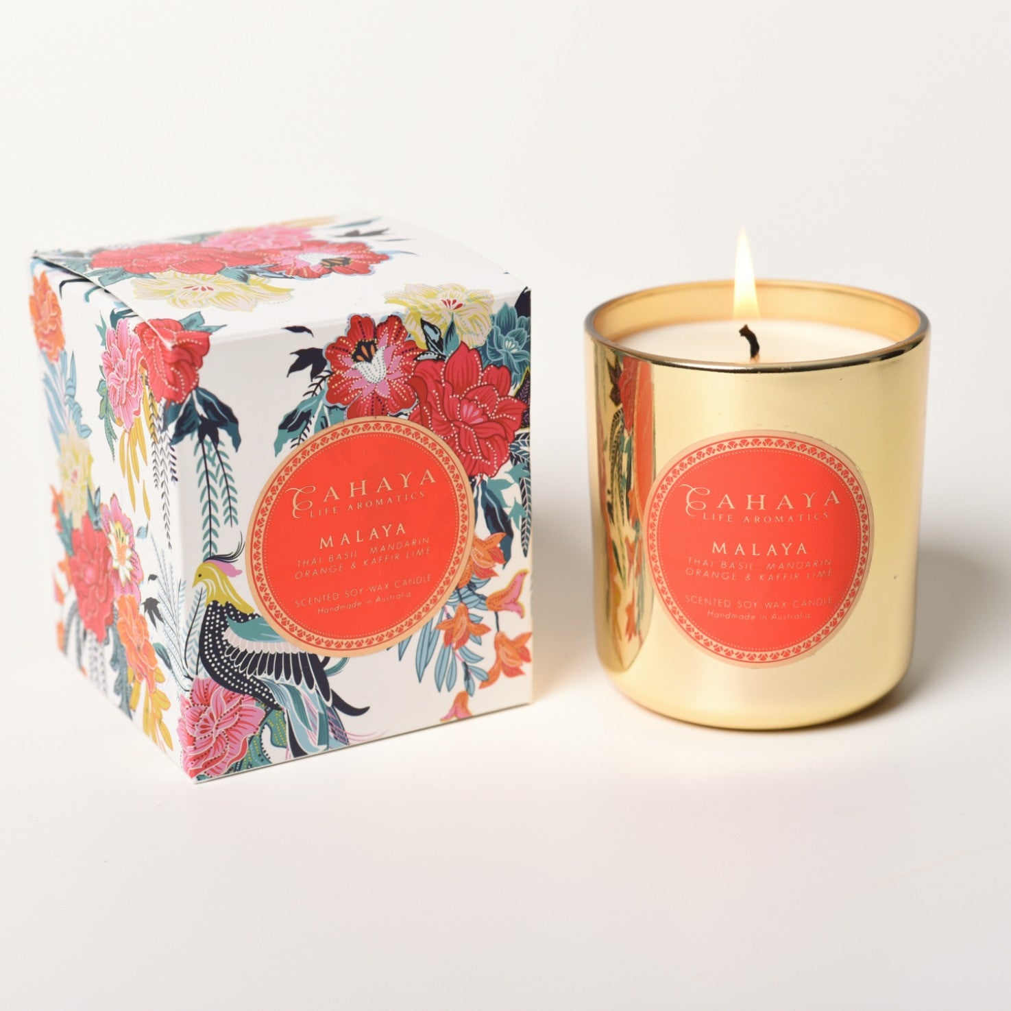 Malaya Gold Candle