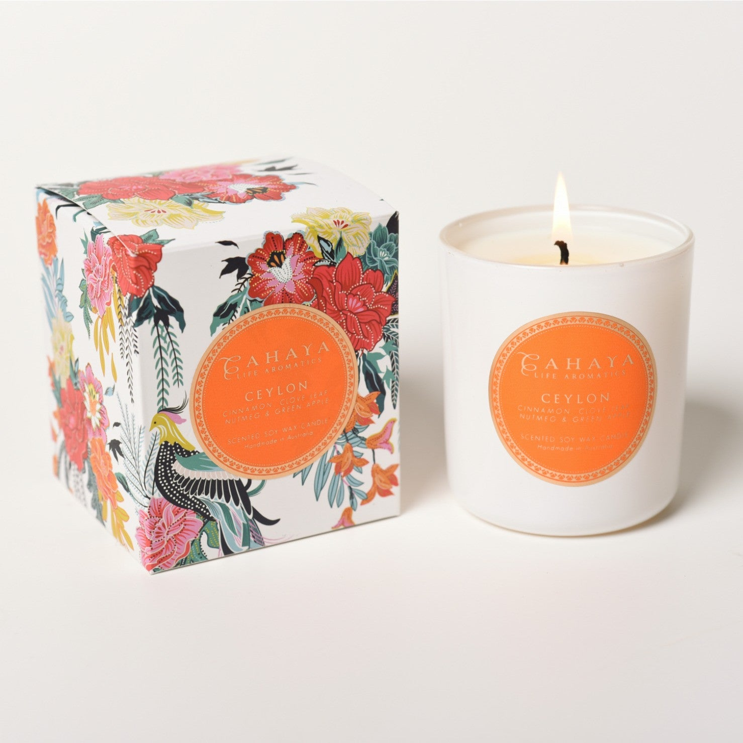 Ceylon Tranquility Candle