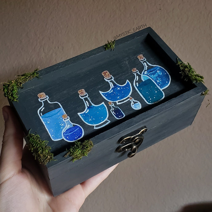 Hidden Gem Box: Potions