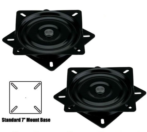 Image of BOAT SEAT SWIVEL BASE (pair)