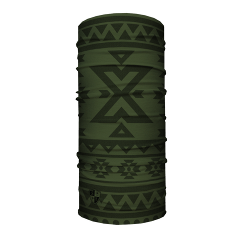 Image of Aztec | Dark Olive Green