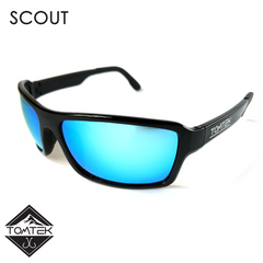 Image of Tomtek SCOUT polarised sunglasses