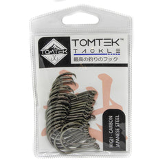 1/0 Circle Fishing Hooks - High Carbon Japan Steel