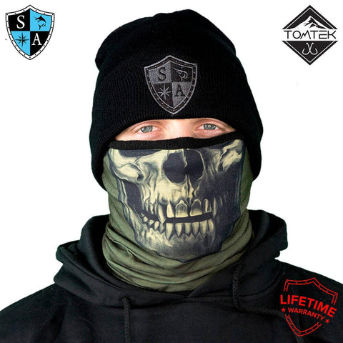 Image of Frost Tech™ | OD Skull Fleece