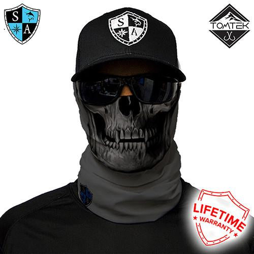 Tactical | Grey Skull
