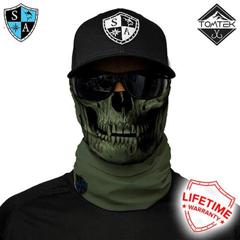 Image of Tactical | OD Green Skull