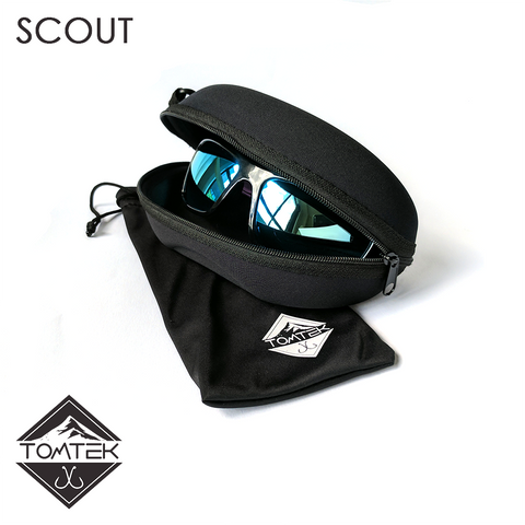 Tomtek SCOUT polarised sunglasses