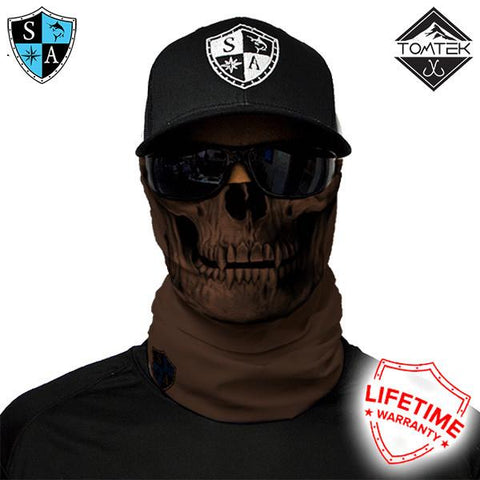 Image of Tactical | Brown Skull