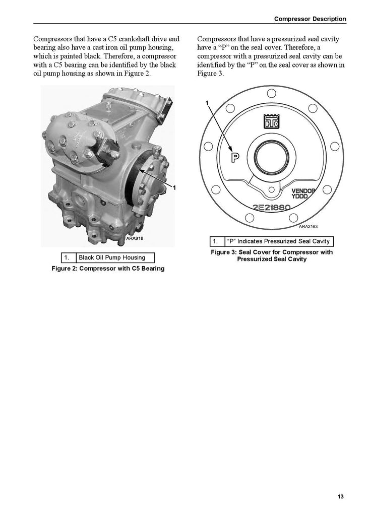 Carrier Vector 1550 Manual