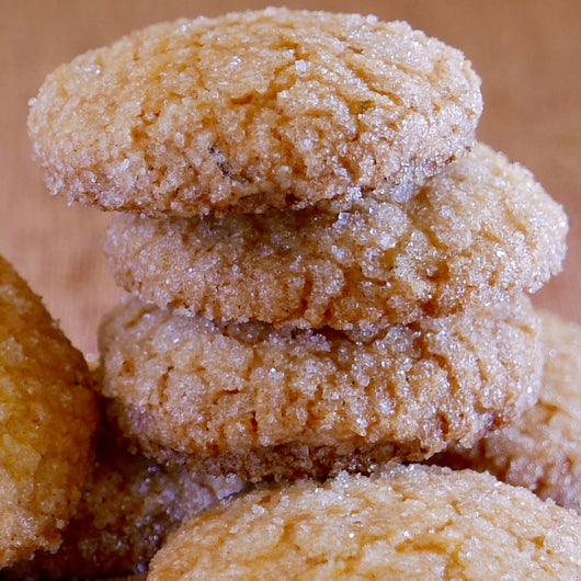 Lemony Coconutty Cookies