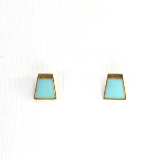 Trapezoid Earrings