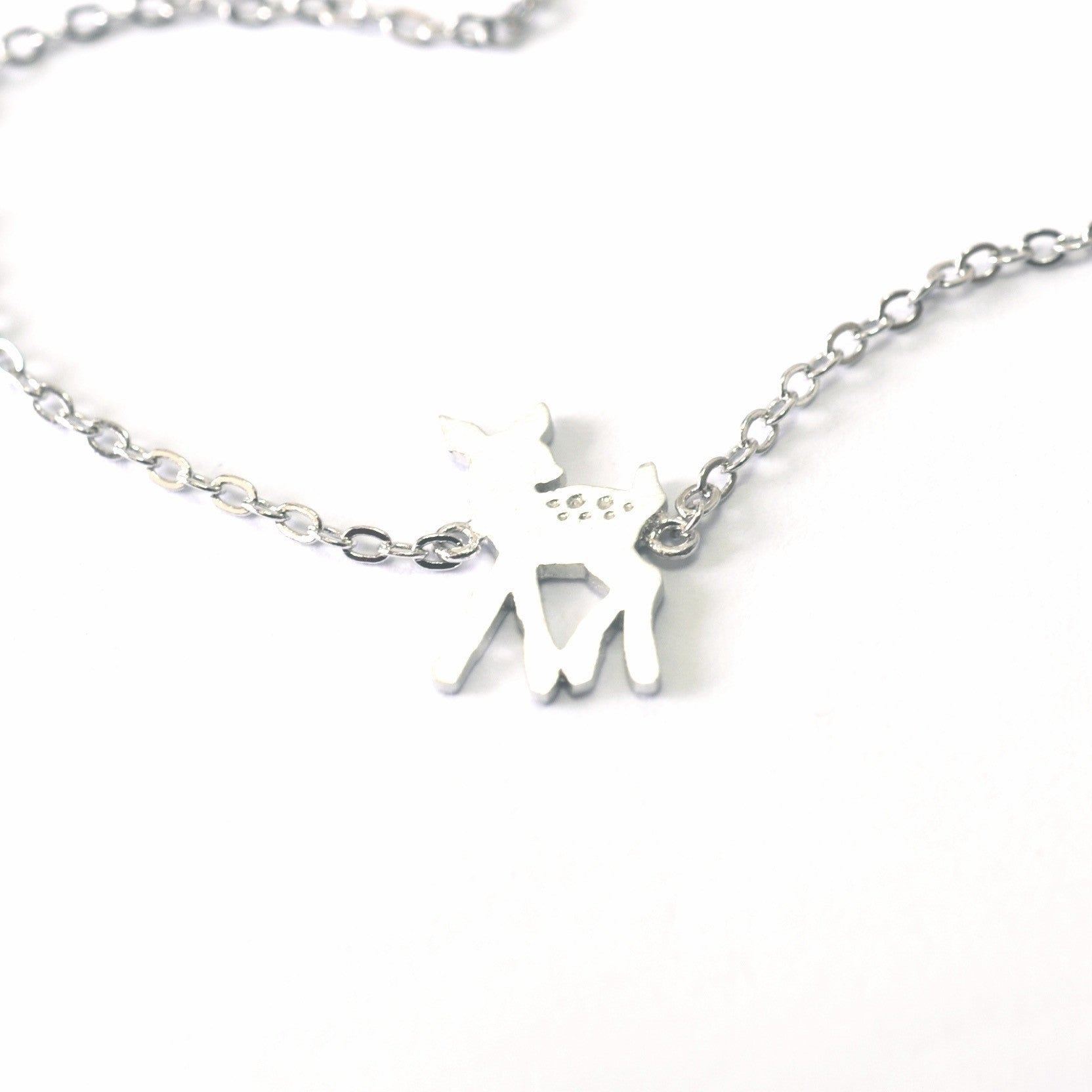 Prancer Deer Bracelet