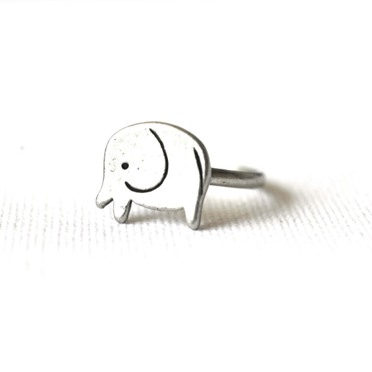 Elly Elephant Ring