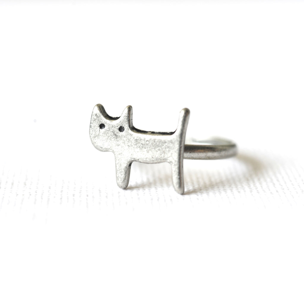 Sasha Cat Ring