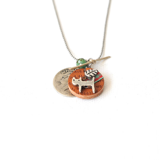 Juvenile Cat Necklace