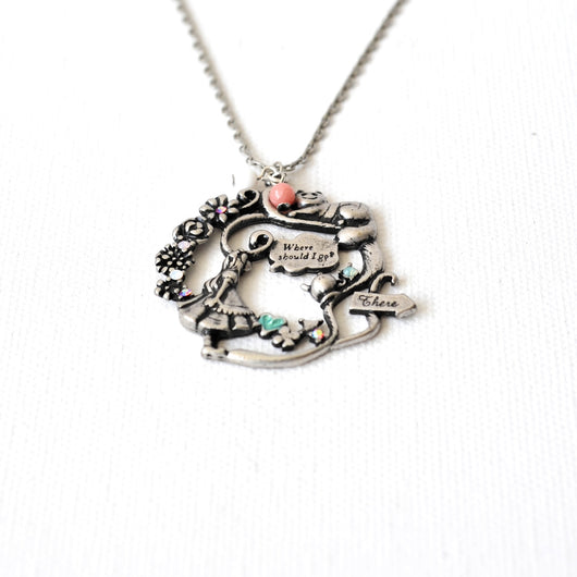 Lost Alice Necklace