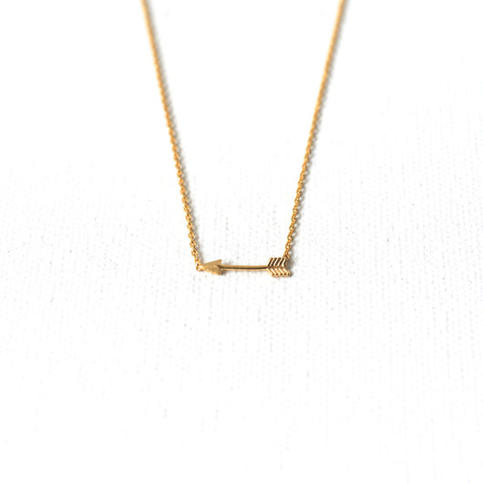 Cupid's Arrow Necklace