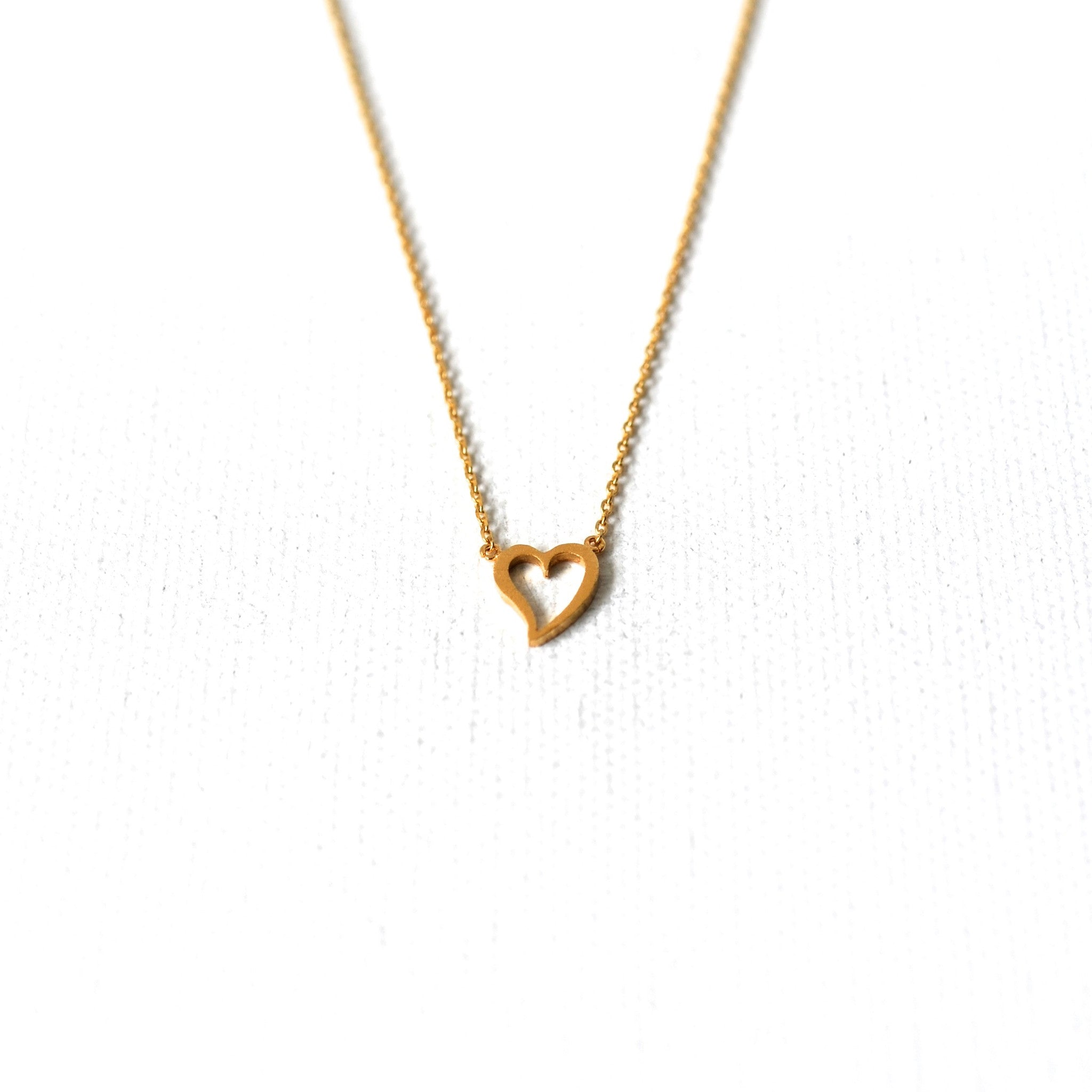 Tender Heart Necklace