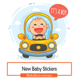 Baby Boy Car Fun