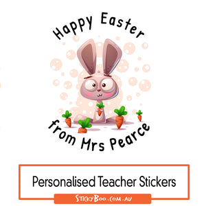 Easter Wishes - Personalised