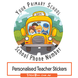 Excursion Time - Personalised