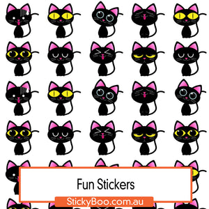 Kitty Fun Sticker Pack