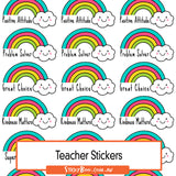 Reward Stickers - Rainbow Moments