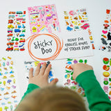 Kids Stickers - 3 Pack Gift Plan