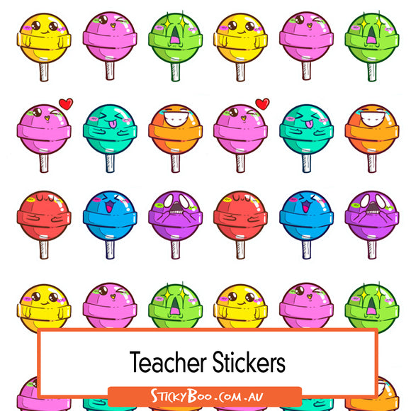 Reward Stickers - Super Sweet