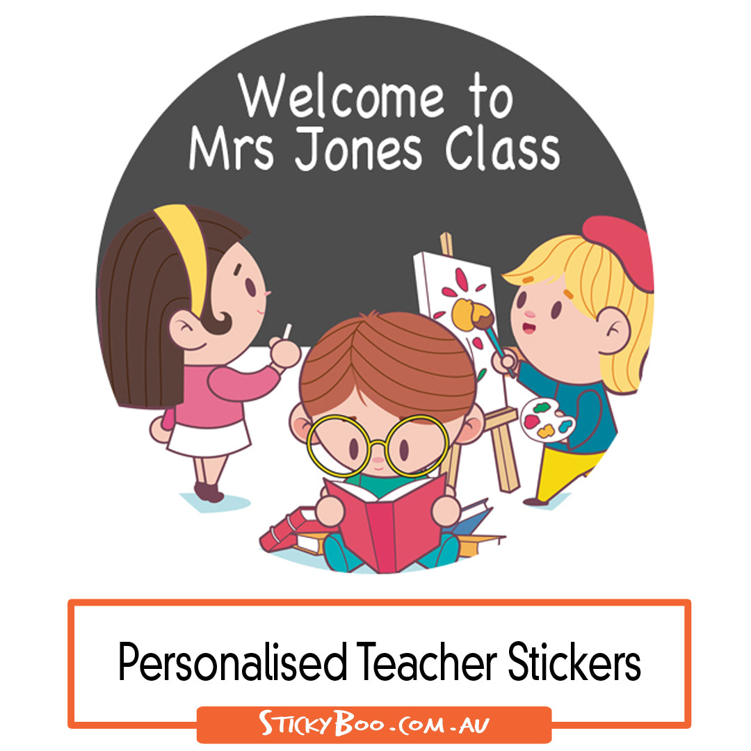 Welcome to class personalised