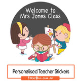 Welcome to Class - Personalised