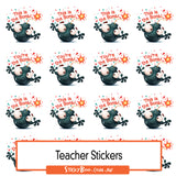 Reward Stickers - You're the Bomb!