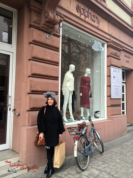 The Vintage Series by The Ladybug Chronicles: Vintage Shopping in Frankfurt - OPHERTY & CIOCCI