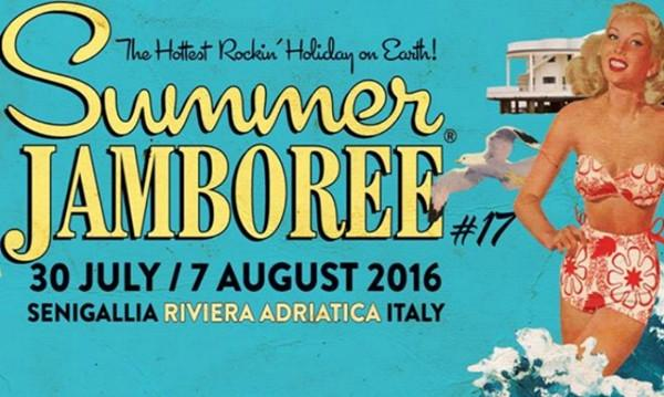 SUMMER JAMBOREE 2016: The Hottest Rockin' Holiday on Earth! - OPHERTY & CIOCCI
