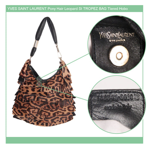 fffcbfa1fc33 AUTHENTI-HOW  Experience Guide on YVES SAINT LAURENT Vintage and ...