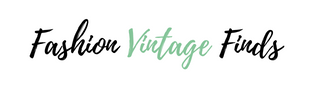 Fashion Vintage Finds