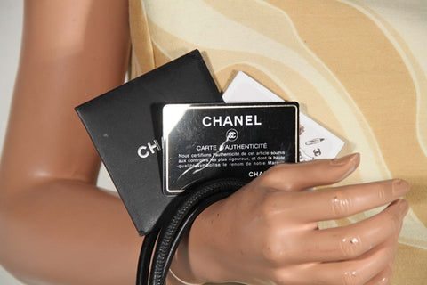 CHANEL authenticity cards which match serial reference inside