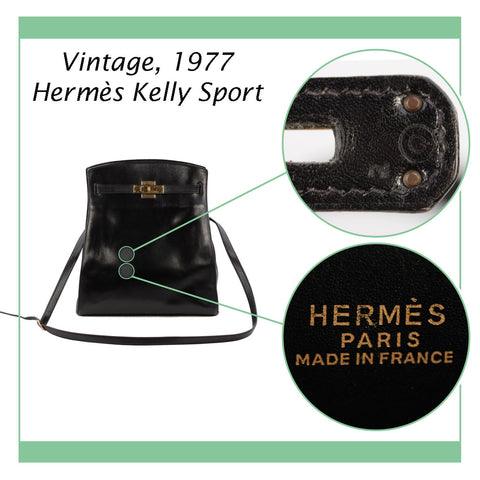Authenti-how -HERMES Authenticity - opherty & ciocci