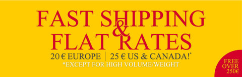 Flat Shipping Rates