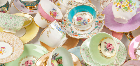 Vintage Tea Party by The Ladybug Chronicles